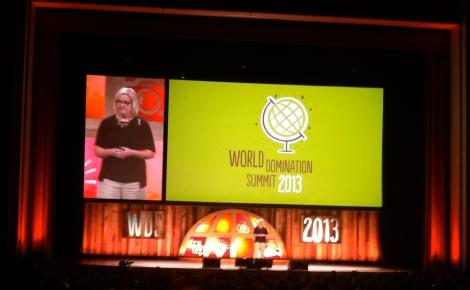 Tess Vigeland at WDS