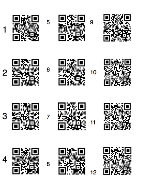 Scan and see what happens.