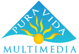 Pura Vida MultiMedia web design