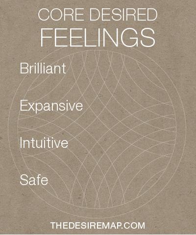 caelan huntress core desired feelings