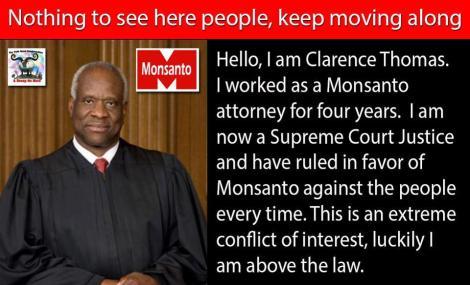 Clarence-Thomas-monsanto-attorney