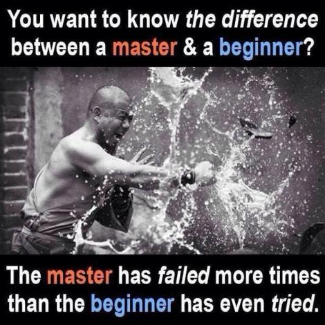 Failure-master-beginner-quote